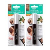 Kiss Colors Gray Hair Touch Up Medium Brown