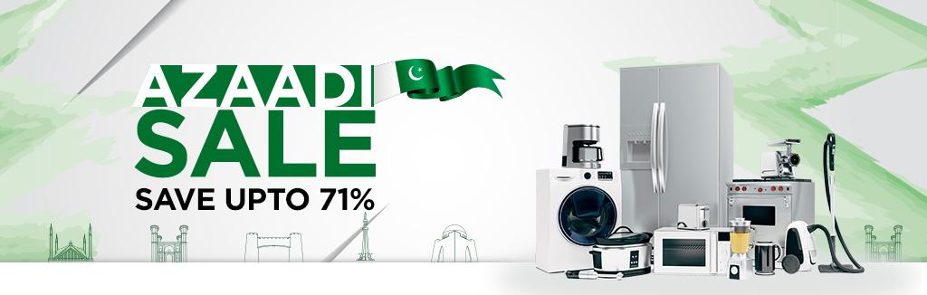 Pakistan's Independence Day 14th August Sale 2018 Online Pakistan